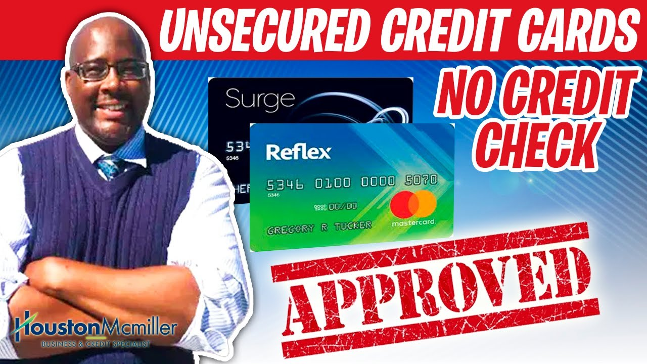 Finest 10 Unsecured Credit Cards With No Deposit for Bad Credit Reviews 2021 thumbnail
