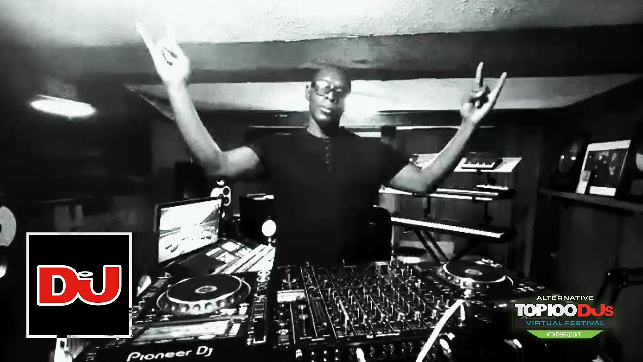 Kevin Saunderson - Live @ The Alternative Top 100 DJs Virtual Festival 2020