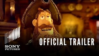 The Pirates! Band Of Misfits - Official Trailer