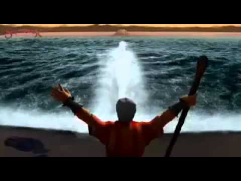 Superbook: Let My People Go DVD movie- trailer