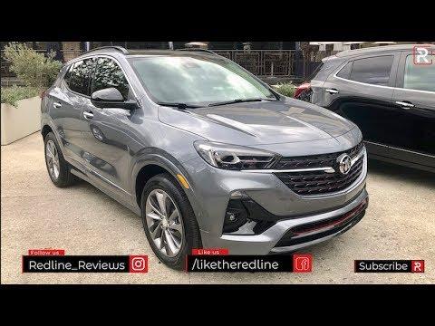 2020 Buick Encore GX – Redline: First Look – 2019 LA Auto Show