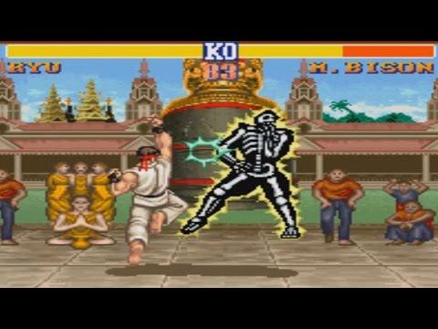STREET FIGHTER II: THE WORLD WARRIOR (BETA / HACK) - SNES Longplay - Ryu Playthough (FULL GAMEPLAY)
