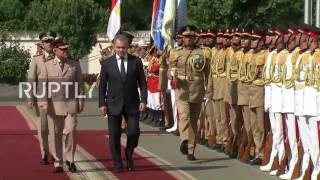 Egypt: Russian Foreign and Defence ministers hold meetings on cooperation with Cairo