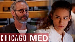 Dr Reese's Absent Father Returns   Chicago Med