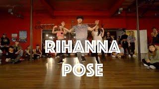Rihanna   Pose | Hamilton Evans Choreography