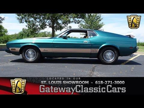 Video of '73 Mustang - LRW1