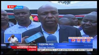 Is Muranga gubernatorial aspirant-Jamleck Kamau scared of losing in repeat nominations? Prime pt 2