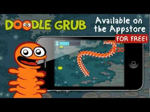 Video of Doodle Grub - Twisted Snake