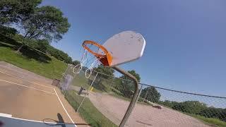"Micro Apex 4"" - Basketball Court Showdown - FPV Freestyle ImpulseRC TBS NewBeeDrone Foxeer HQProp"