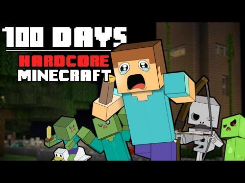 100 Days - [Hardcore Minecraft]