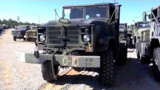 1986 AM General M932A1 5 ton 6x6 Tractor Truck With Winch on GovLiquidation.com