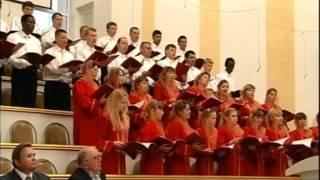 Хор из Тамбова - служение в церкви Спасение
