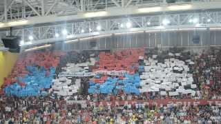 Komiti Skopje Koreografija (HC Vardar - FC Barcelona)