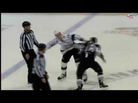 Ryan Stanton vs Kurtis MacDermid