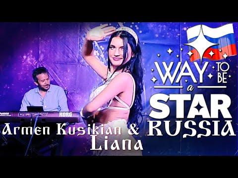 Liana & Armen Kusikian⊰⊱ Gala Show ☆ Way to be a STAR ☆ Russia ★2019 ★