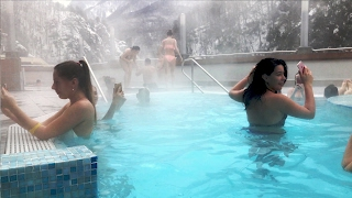 Мальчишник в Сочи. Девочки в Бассейне Газпрома. Встал на Лыжи. Не Дневник Хача