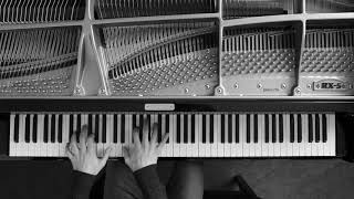 Zero 7 – In the Waiting Line (Piano Cover)