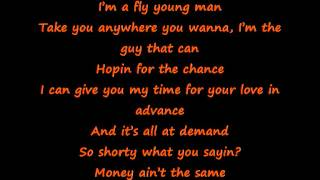 Ace Hood ft Trey Songz I Need Your Love With Lyrics
