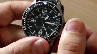 Vorstellung Sinn 857UTC Automatik Uhr
