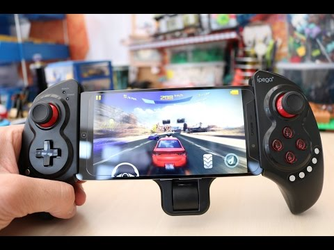 iPega 9023 Gamepad Setup and Gaming UK Review