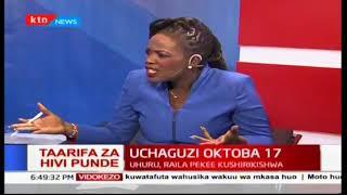 Uchaguzi kufutia maagizo wa mahakama baina ya Raila Odinga na Uhuru Kenyatta: Jukwaa la KTN
