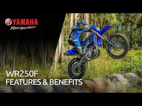 2022 Yamaha WR250F in Dimondale, Michigan - Video 2