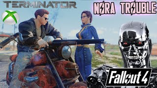 Fallout 4 - MARKED FOR TERMINATION - Nate want to Terminate Nora