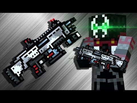 Pixel Gun 3D - Semi-Auto Shotgun [Gameplay]