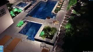 Keith Zars Pools 3D Rendering
