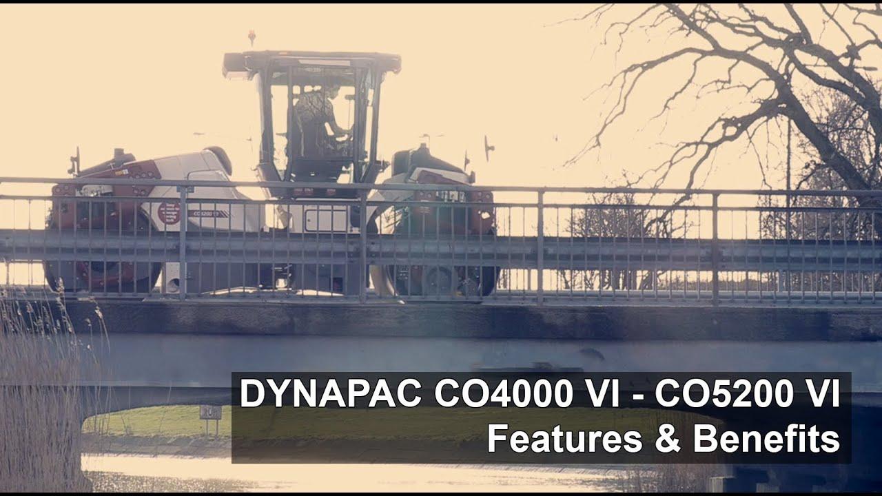 Dynapac CO4000 VI