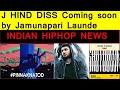 J HIND DISS | RAGA PINNAK NA TOD LIL GOLU | IKKA Fotty SAHI SAHI SAHI | Shutdown EP Bag DIVINE KRSNA