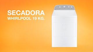 Secadora De Gas Whirlpool 19 Kg Auto Dry The Home Depot Mexico
