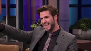 Liam Hemsworth Laughing And Being Adorable For Just Over 3 Minutes