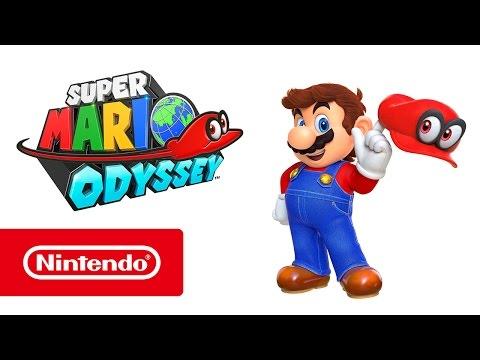 NINTENDOSuper Mario Odyssey