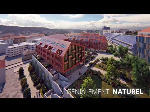 Votre appartement neuf à Besançon - nouveau programme immobilier, video 9