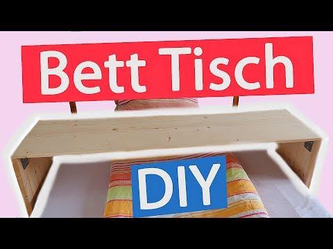 Betttisch selber bauen l Vlog l That's Mary