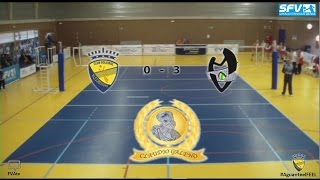 preview picture of video 'Temporada 14/15 - Feel Volley Alcobendas vs Naturhouse Ciudad de Logroño'