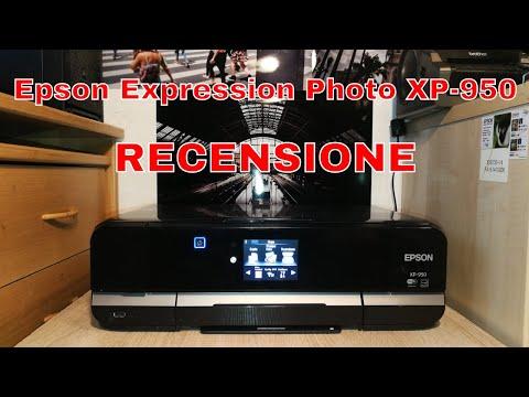 Miglior Multifunzione Fotografico A3!: Recensione Epson Expression Photo XP-950