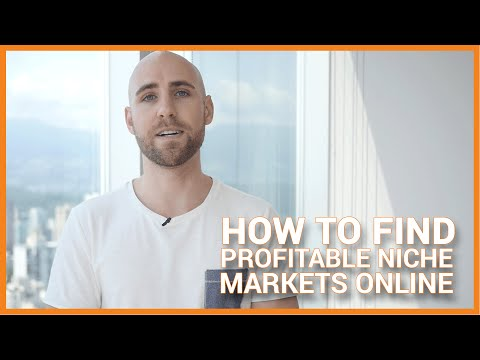 How To Find Profitable Niche Markets Online To Make Money From