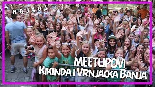 In The Next Video...Kikinda I Vrnjacka Banja