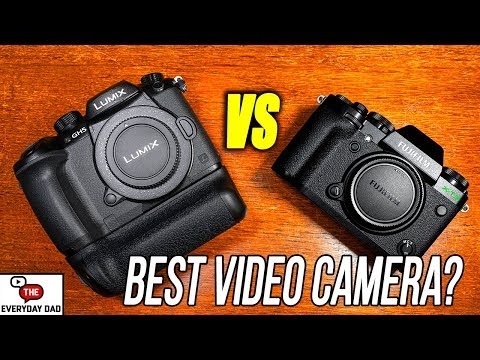 Fuji XT3 Vs Panasonic GH5!  Whats The BEST ONLINE VIDEO CAMERA?!