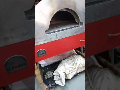 Portable Metal Wood Fired Oven