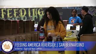 2018 Sustainability Awards: Feeding America Riverside | San Bernardino
