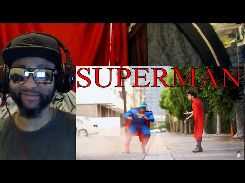 Racist Superman   Rudy Mancuso, King Bach & Lele Pons Reaction