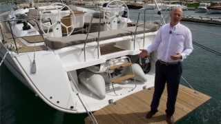 BAVARIA - CRUISER 56 - On Board With Product Manager - (GERMAN)