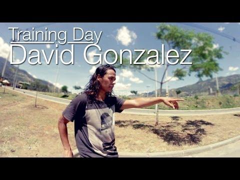 Training Day - David Gonzalez