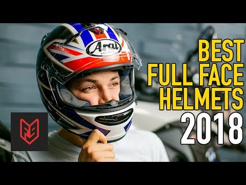 Top New Motorcycle Helmets of 2018