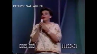 Judy Garland - Rock-A-Bye Your Baby [Remastered] (The Ed Sullivan Show, 1965)
