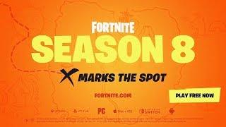 Fortnite Season 8 - Official Trailer..!