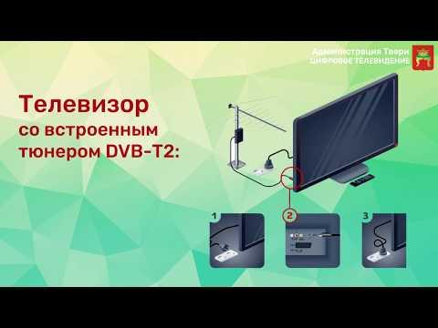 Вышла видеоинструкция по подключению цифрового ТВ